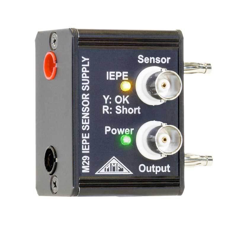 Mätförstärkare IEPE -M29