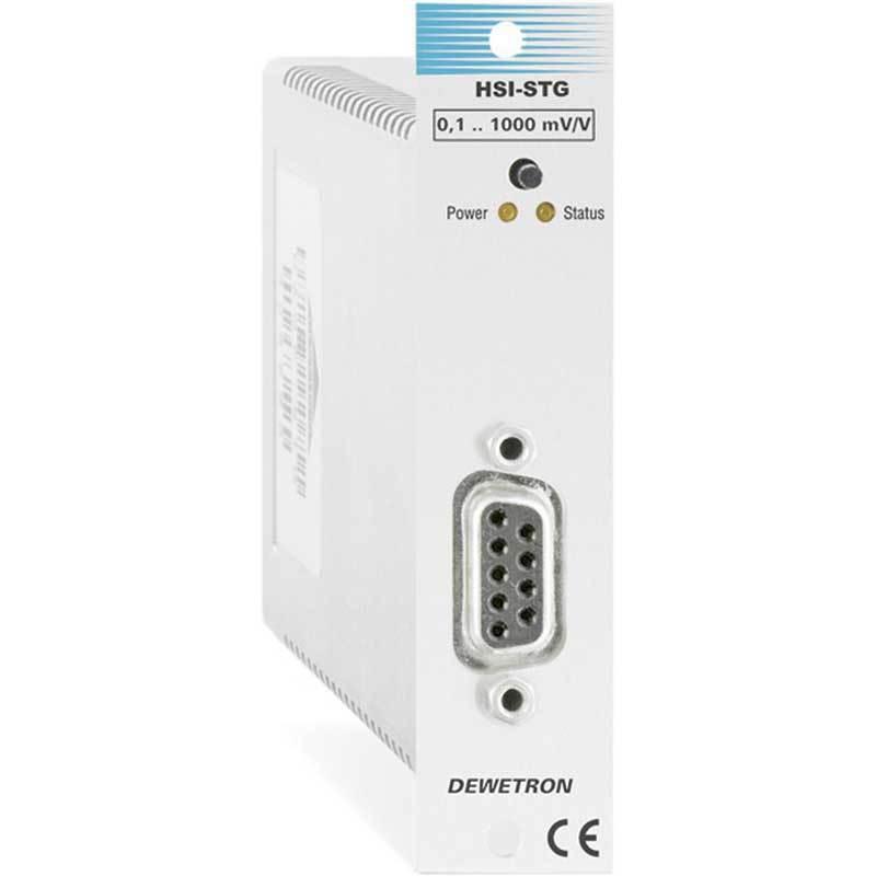 Isolationsförstärkare med hög bandbredd - HSI-STG-D