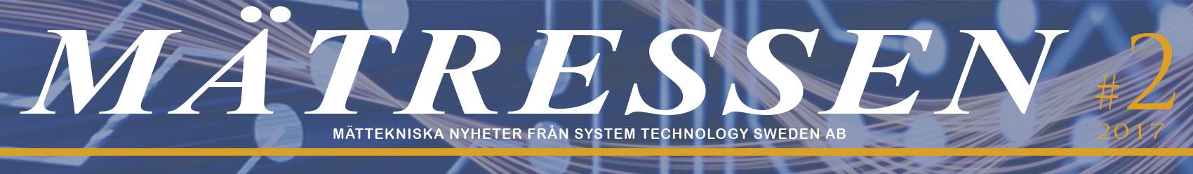 System Technologys kundtidning - Mätressen
